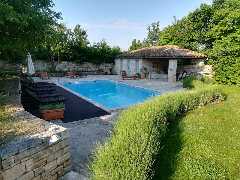 Pool zum Entspannen