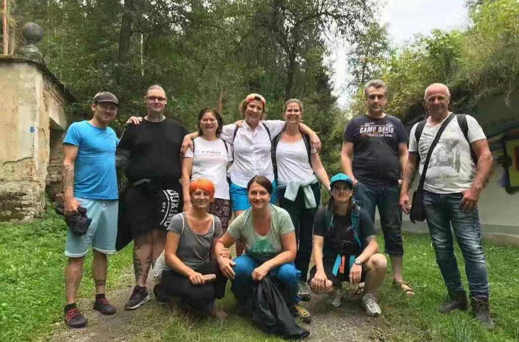 Tuina Summer Camp 2019 – Wandeln und Wachsen